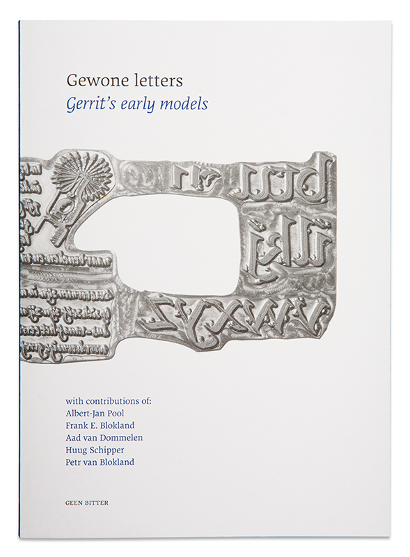 Cover of the book Gewone Letters